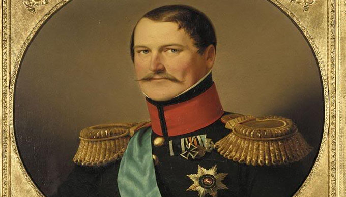 Prince Carl of Solms-Braunfels