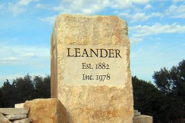Leander Texas