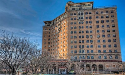 Legendary Hotels of Texas