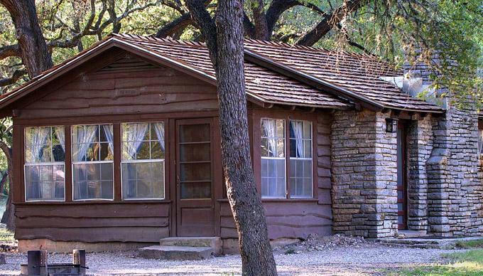 Lifes better outside at Garner State Park