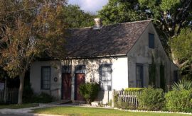 Lindheimer House in New Braunfels