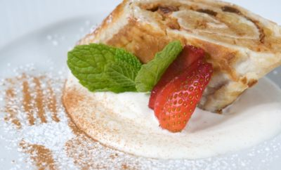 Little Gretel's Homemade Apple Strudel