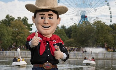 Youngsters are Invited to Join the Big Tex Little Lone Stars Club!