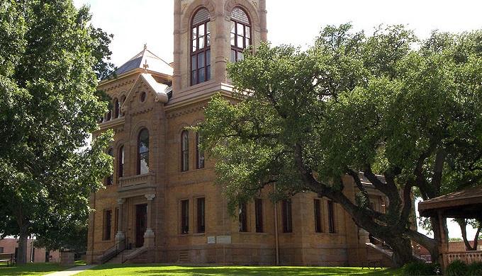 Llano County history