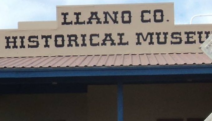 Llano County Historical Museum