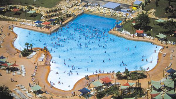 6 wild waterparks in the texas hill country City of san antonio swimming pools