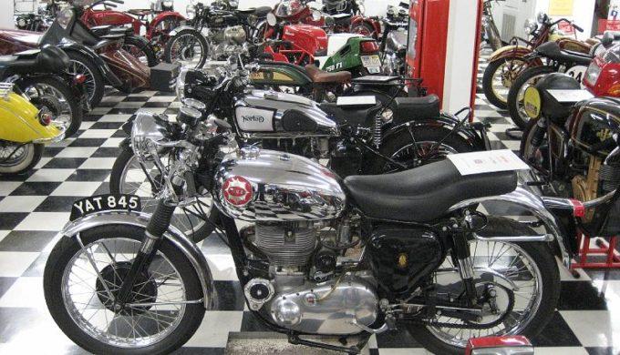 Lone Star Motorcycle Museum