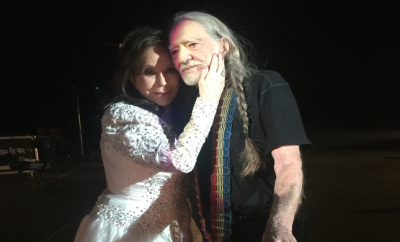 Loretta Lynn and Willie Nelson