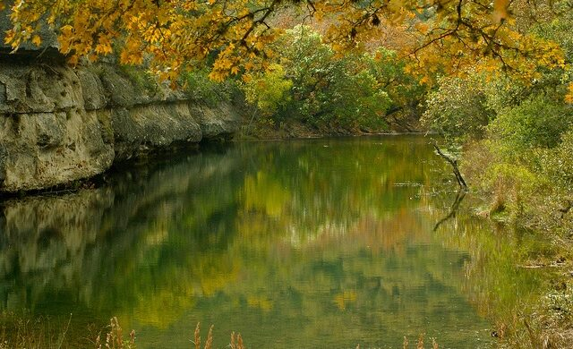 Lost Maples State Natural Area has numerous Texas Hill Country hikes you won't forget