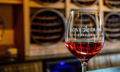 October is Texas Wine Month: Here's Five Ways to Celebrate!