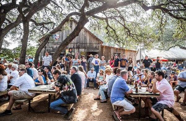 Hill Country Food Truck Festival Rolls Into Luckenbach
