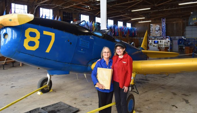A Woman Airforce Service Pilot of WWII: Tribute to Family and Patriotism