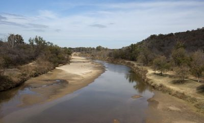 Many steamboats navigated the Brazos River