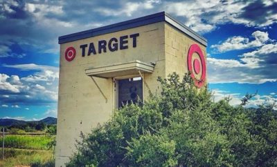 World's Smallest Target Store Located in Marathon, Texas