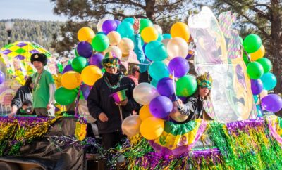 Celebrate Mardi Gras in the Rockies at Angel Fire Resort