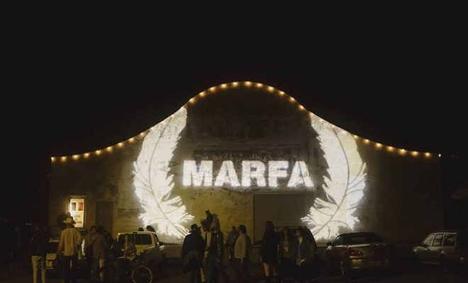 The Bright Lights of Marfa are the Perfect Backdrop for a Thrilling Film Festival