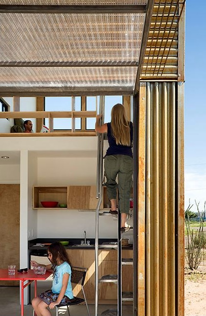 Marfa, Texas Tiny House 5