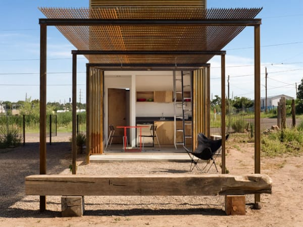 Marfa, Texas Tiny House