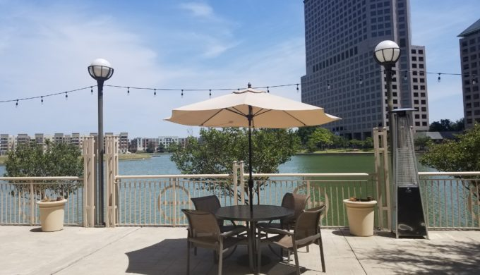Enjoy a Touch of Venice on a Beautiful Lone Star State Lake