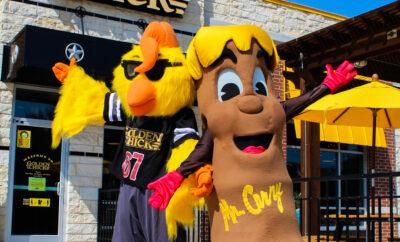 Golden Chick & Fletcher's Original Corny Dogs Team Up Again