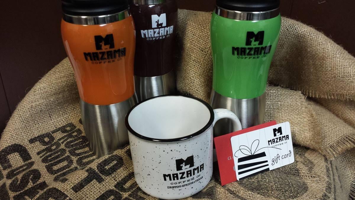 Mazama Coffee Cups