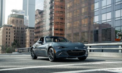 2021 Mazda MX5 Miata Convertible
