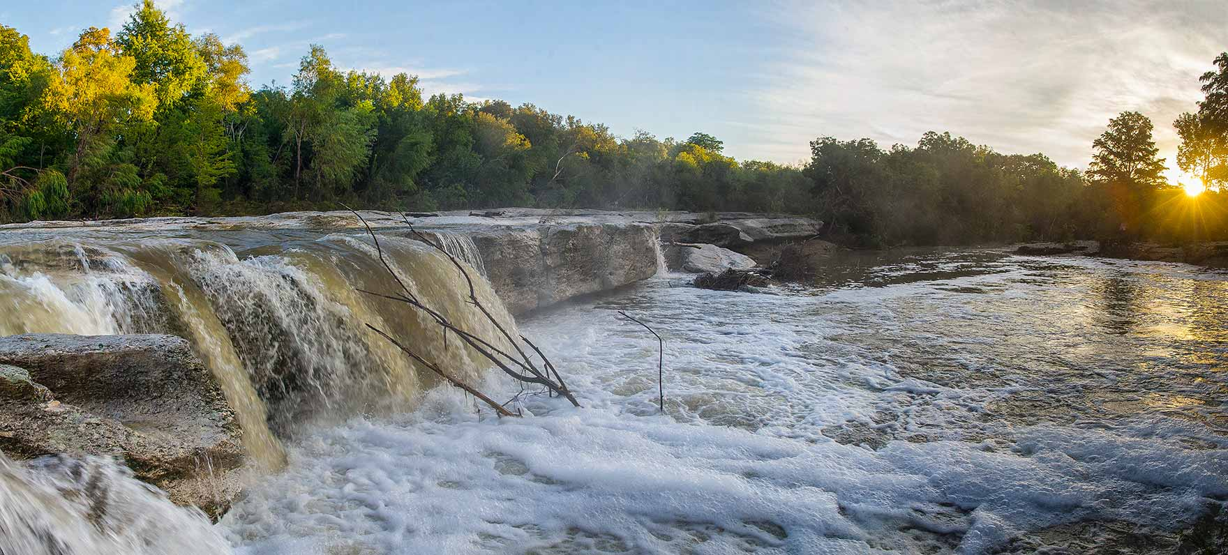 Take Shelter Off The Beaten Path At Mckinney Falls