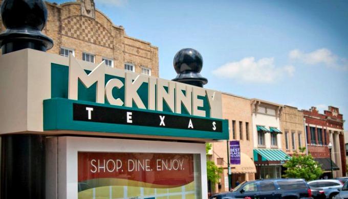 McKinney, Texas, Dallas, best mid-sized cities