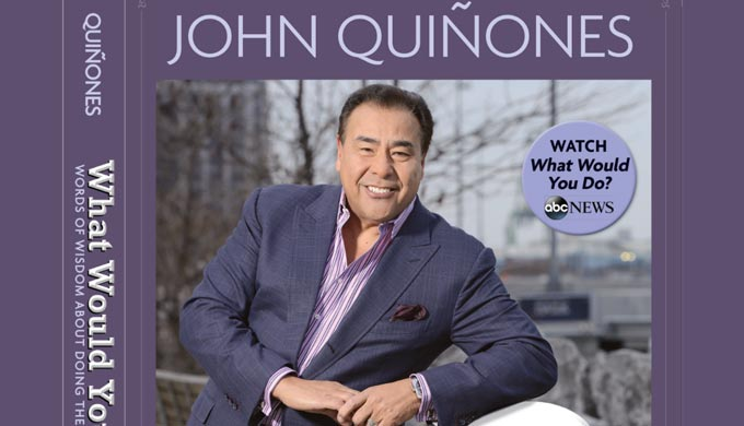 Meet a Hill Country Author: John Quiñones