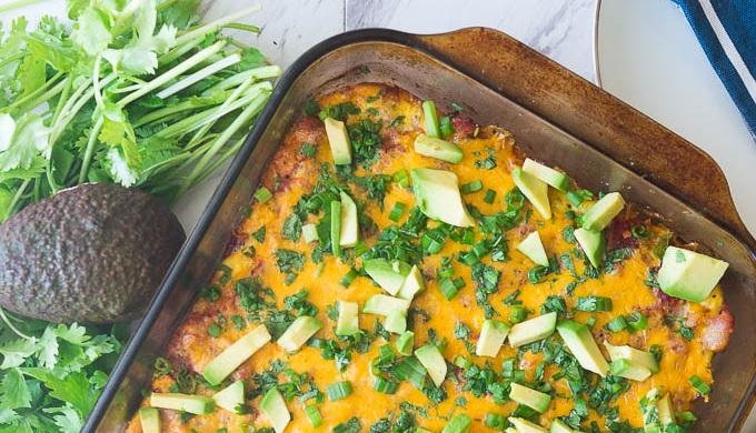 Migas Recipes Migas Casserole