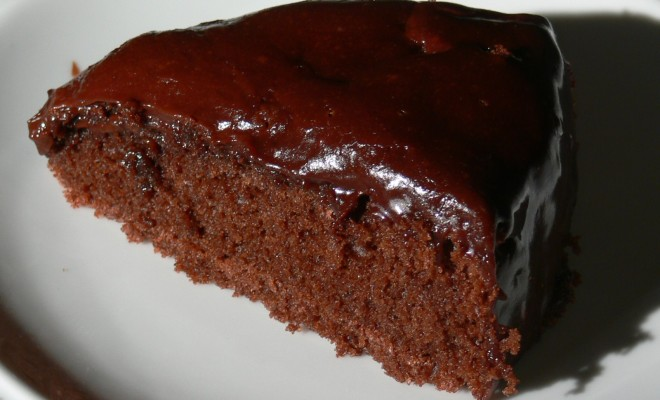 Miracle Whip Chocolate Cake