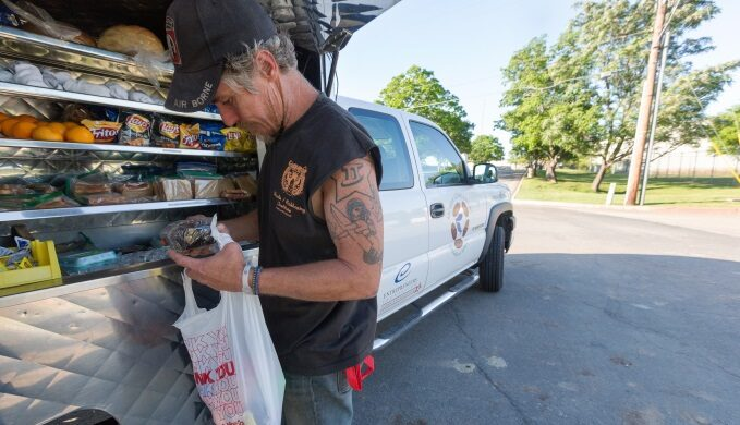 Everyone Eats Today: Mobile Loaves and Fishes for Community First