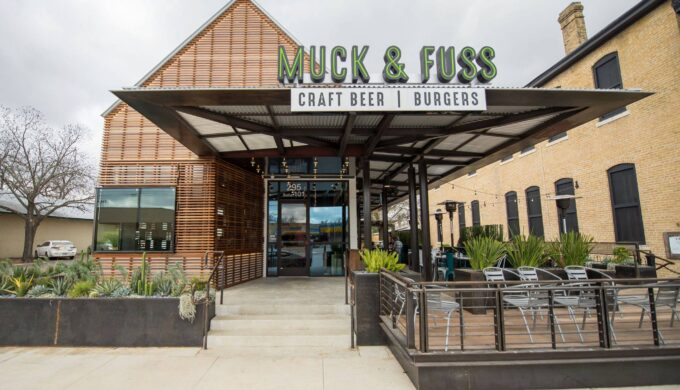 Do New Year's Eve Right At Muck & Fuss, Then Sidecar