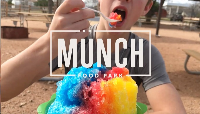 Munch Maui Shaved Ice