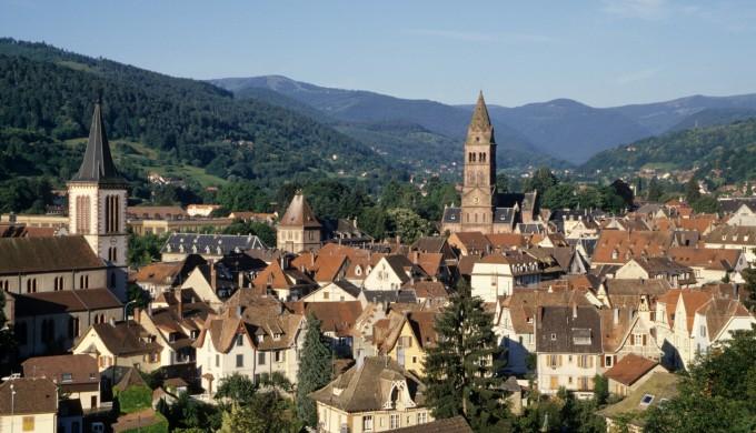 Turckheim - Alsace - France