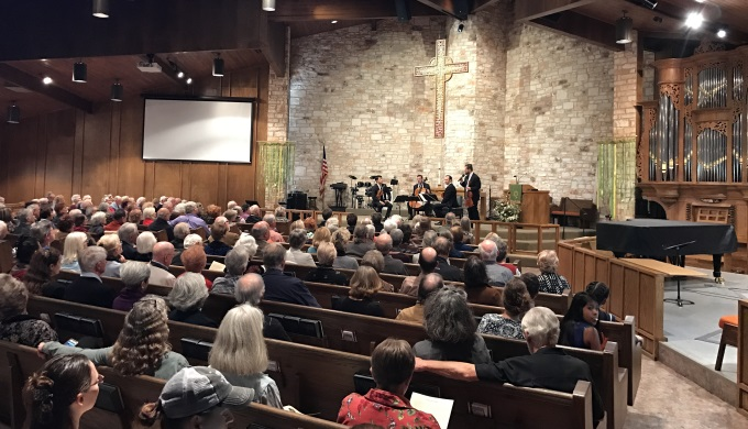 Fredericksburg Music Club Concert