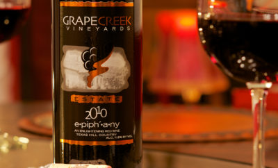 Enjoy Wine? Join Grape Creek Vineyards' Wine Club