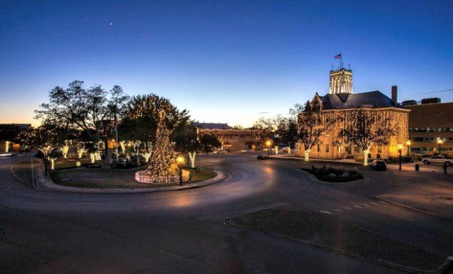 facebook/downtownnewbraunfels - Celebrate The Start Of The Season At New Braunfels' Holiday Lighting