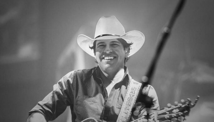 Texas Country Music artist Jon Wolfe