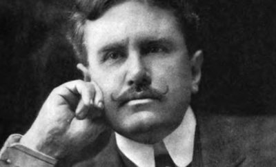 O. Henry, also known as William Sydney Porter.