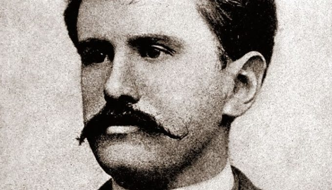 O. Henry, or William Sydney Porter, in his 30s.