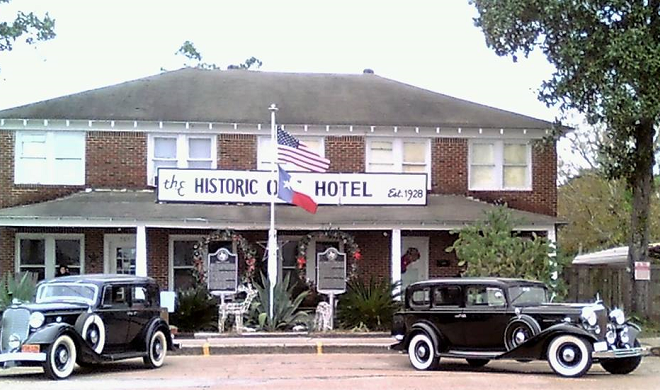 Haunted or Hoax: The Ghostly Accounts of the Historic Ott Hotel