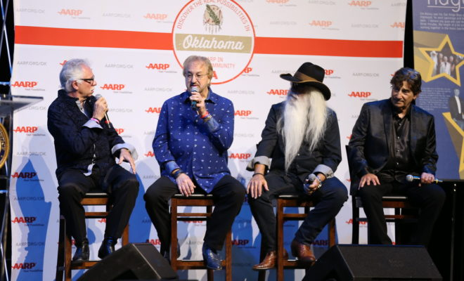 Oak Ridge Boys Raise Awareness for Elder Fraud with Special Campaign