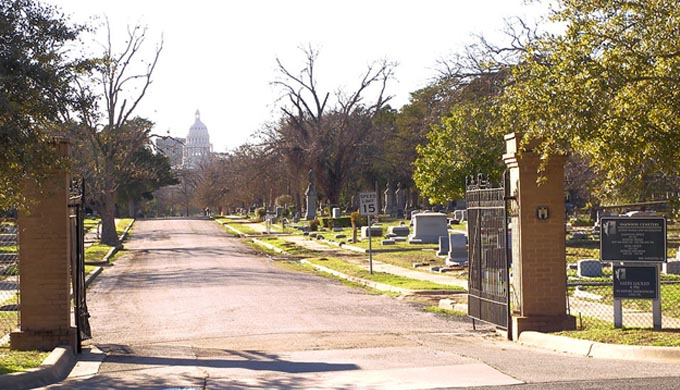 Haunted Hill Country: Austin