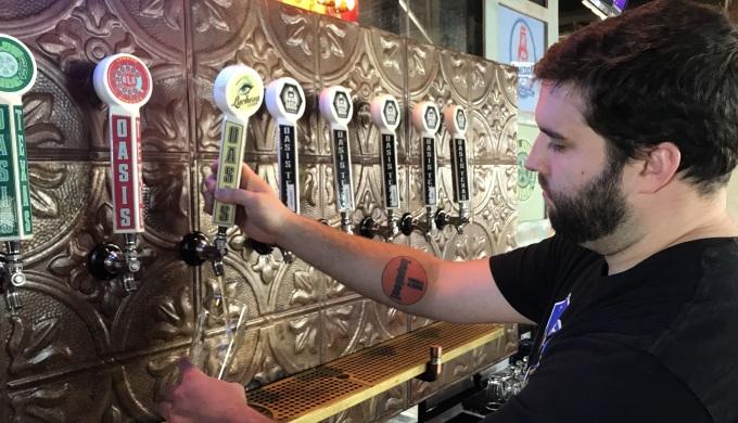 Oasis Texas Beer