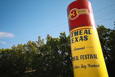 Oatmeal Texas