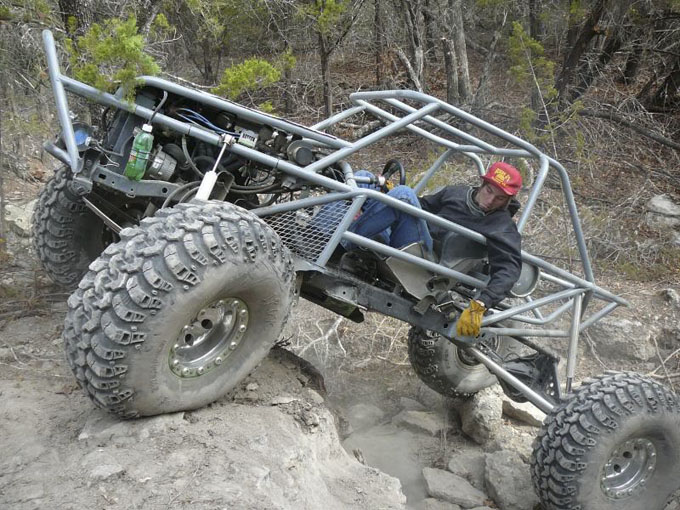 Test Your Off Roading Skills And Support A Great Cause At