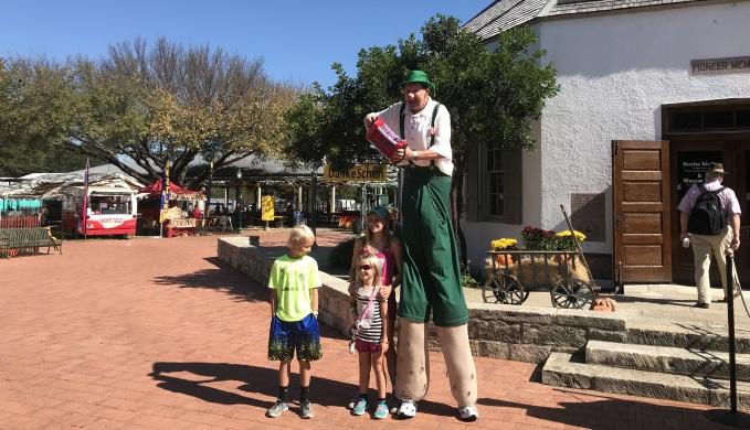 Oktoberfest Tall Man
