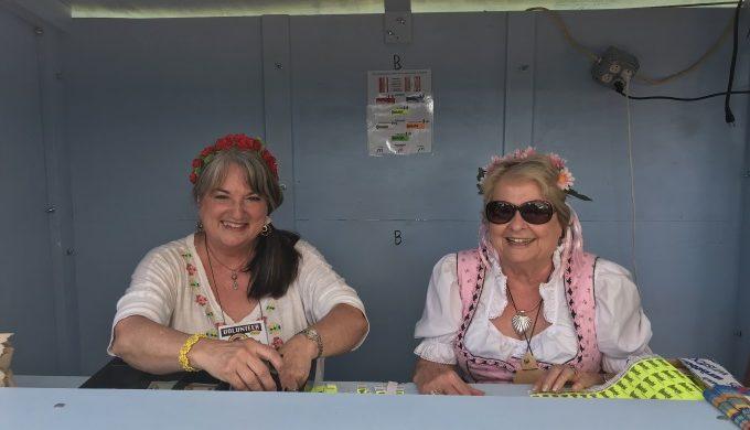 Oktoberfest Volunteers