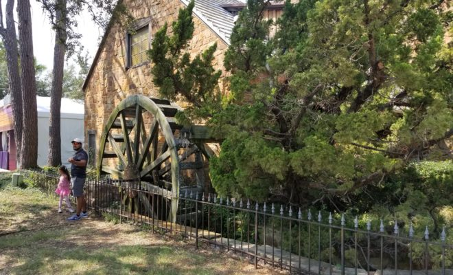 Old Mill Inn: An Oasis at the State Fair of Texas That's Open Year-Round
